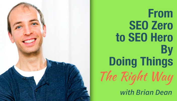 making money online with Brian Dean