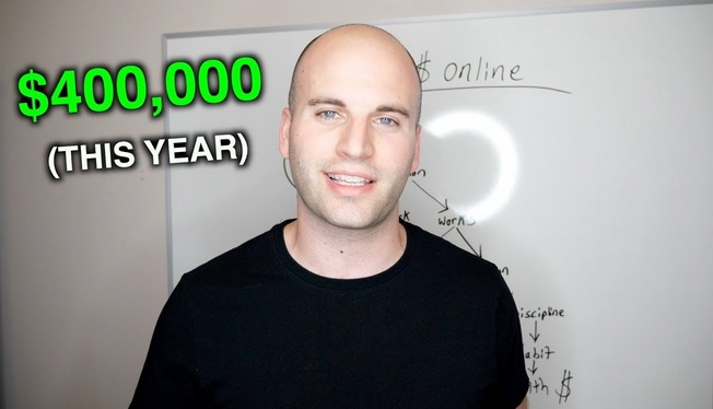 making money online with Nathan Lucas