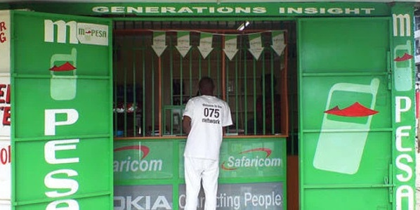 M-pesa transactions outpace those of traditional banks