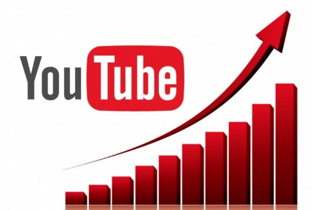 YouTube has grown consistently over the years.